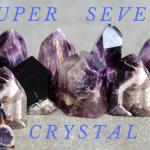 Super 7 Crystal By Psychic Debbie Griggs