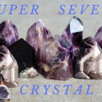 Super 7 Crystal By Psychic Debbie Griggs